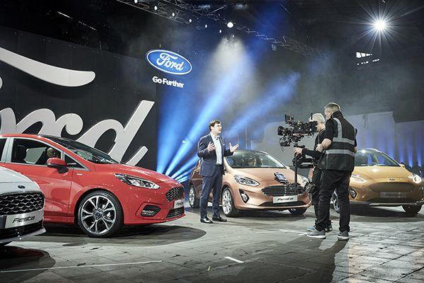Evento presentación GoFurther Ford - PUNTA TACÓN TV