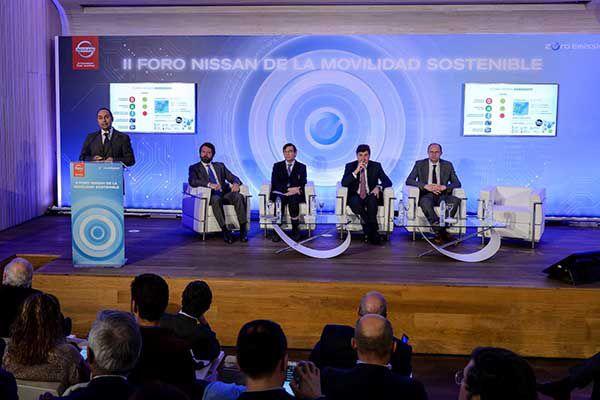II Foro Nissan de Movilidad Sostenible - PUNTA TACÓN TV