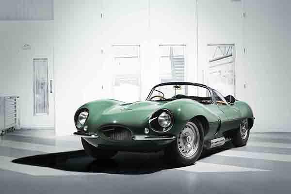 Jaguar XKSS - PUNTA TACÓN TV