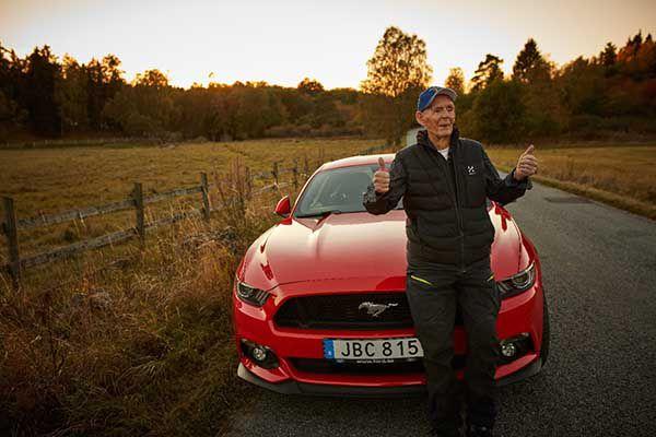 Lennart Ribring y el Ford Mustang - PUNTA TACÓN TV