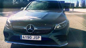 Mercedes GLC 220 D Coupé 2 - PUNTA TACON