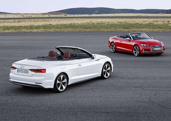 Nuevo Audi A5 y S5 Cabrio - PUNTA TACÓN TV