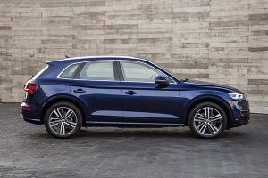 Nuevo Audi Q5 - PUNTA TACÓN TV
