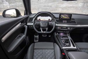 Nuevo Audi Q5 interior - PUNTA TACÓN TV