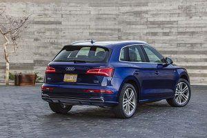 Nuevo Audi Q5 trasera - PUNTA TACÓN TV