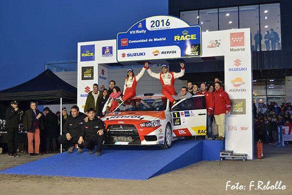 Podio Rally CAM - RACE - PUNTA TACÓN TV