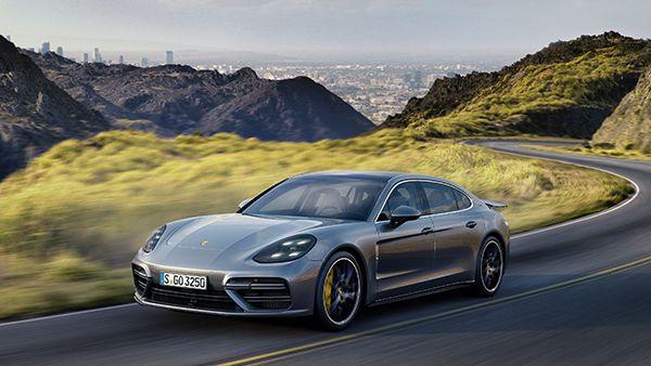 Porsche Panamera turbo Executive - PUNTA TACÓN TV