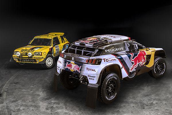 30 años de Peugeot y Dakar - PUNTA TACÓN TV