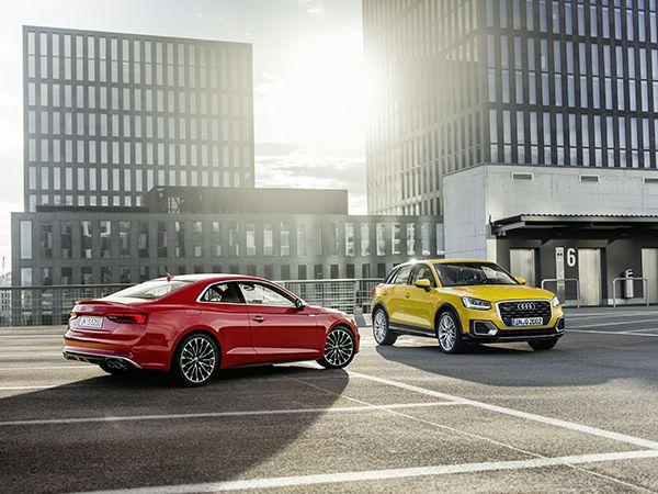 Audi A5 y Q2 - PUNTA TACÓN TV