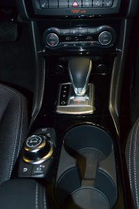 Cambio automático de 7 velocidades - PUNTA TACÓN TV