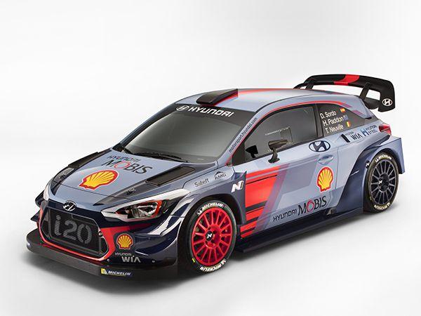 Hyundai i20 Coupé WRC frente - PUNTA TACÓN TV