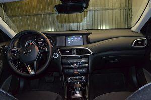 Interior Infiniti Q30 Premium - PUNTA TACÓN TV