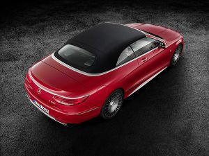 Mercedes-Maybach S 650 capota - PUNTA TACÓN TV