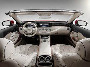 Mercedes-Maybach S 650 interior - PUNTA TACÓN TV