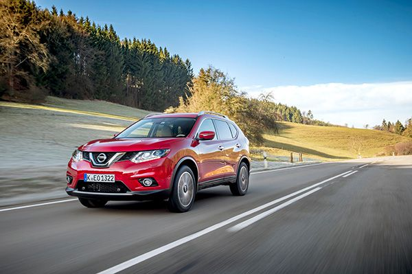 Nissan X-Trail 2017 - PUNTA TACÓN TV