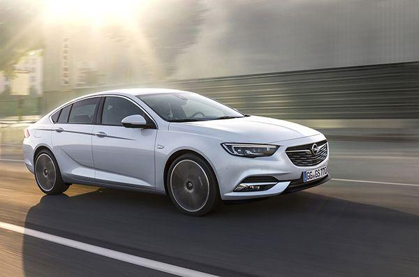 Nuevo Opel Insignia Grand Sport - PUNTA TACÓN TV