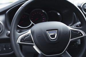 Nuevo Volante Dacia - PUNTA TACÓN TV