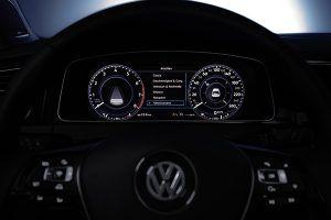 Nuevo Volkswagen Golf 2017 cockpit - PUNTA TACÓN TV