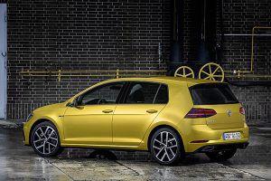 Nuevo Volkswagen Golf 2017 trasera - PUNTA TACÓN TV