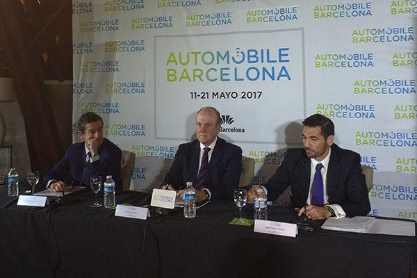 Presentación Automobile Barcelona - PUNTA TACÓN TV