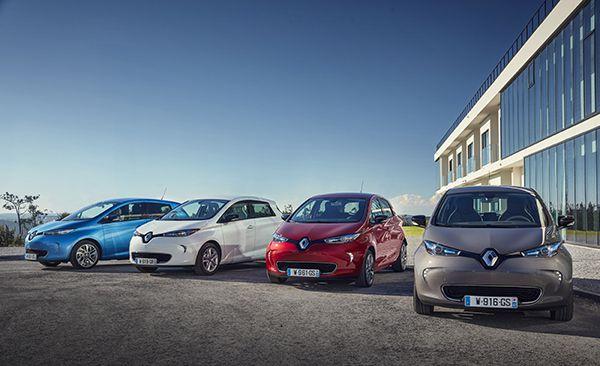 Renault ZOE - PUNTA TACÓN TV