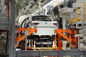 400.000 coches producidos anualmente - PUNTA TACÓN TV