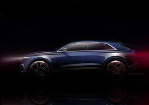 Audi Q8 concept - PUNTA TACÓN TV