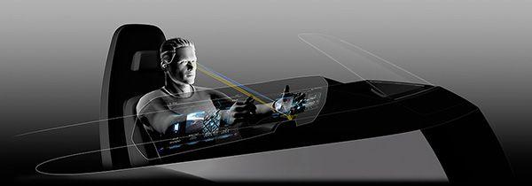 Digital Cockpit 3D y seguimiento ocular - PUNTA TACÓN TV