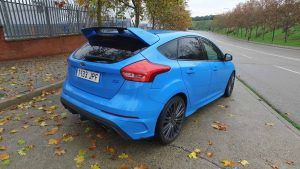 Ford Focus RS - PUNTA TACON