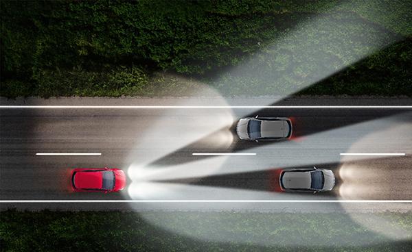 Funcionamiento Opel IntelliLux - PUNTA TACÓN TV