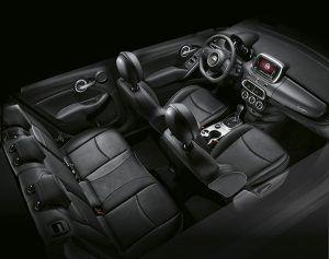 Interior Fiat 500X 2017 interior - PUNTA TACÓN TV