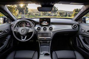Interior nuevo Mercedes-Benz GLA - PUNTA TACÓN TV