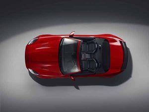 Jaguar F-TYPE 2018 superior - PUNTA TACÓN TV