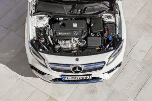 Motor nuevo Mercedes AMG GLA 45 4MATIC - PUNTA TACÓN TV