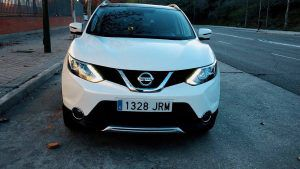 Nissan Qashqai Black Edition - PUNTA TACON