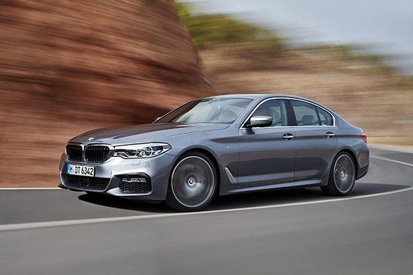 Nuevo BMW Serie 5 - PUNTA TACÓN TV