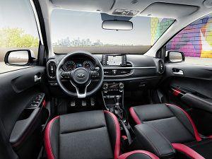 Nuevo Kia Picanto GT Line interior - PUNTA TACÓN TV