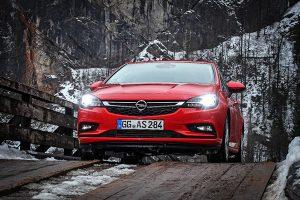 Nuevo Opel Astra - PUNTA TACÓN TV