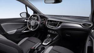 Nuevo Opel Crossland X interior - PUNTA TACÓN TV