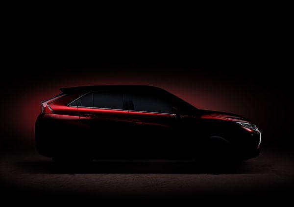 Nuevo SUV compacto de Mitsubishi - PUNTA TACÓN TV