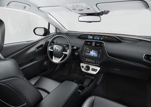 Nuevo Toyota Prius interior - PUNTA TACÓN TV