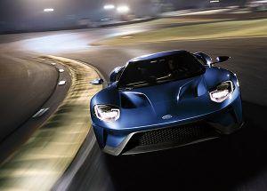 Récord nuevo Ford GT - PUNTA TACÓN TV