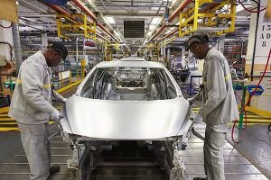 Se inicia la producción del nuevo Nissan Micra - PUNTA TACÓN TV