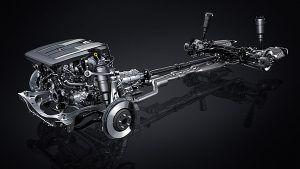 Transmisión nuevo Lexus LS - PUNTA TACÓN TV