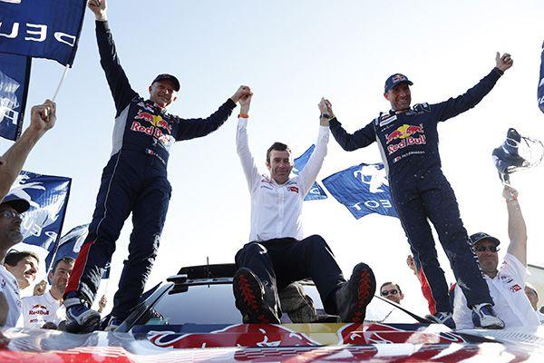 Vencedores en coches del Dakar 2017 - PUNTA TACÓN TV