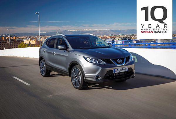 10 años de Nissan Qashqai - PUNTA TACÓN TV