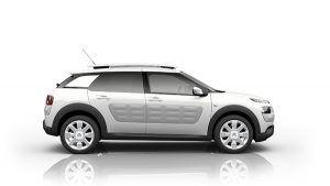 Citroën C4 Cactus OneTone - PUNTA TACÓN TV