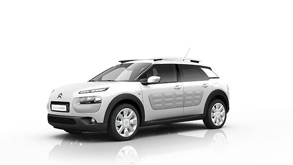 Citroën C4 Cactus OneTone blanco - PUNTA TACÓN TV