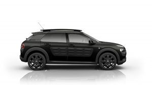 Citroën C4 Cactus OneTone negro - PUNTA TACÓN TV