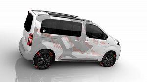 Citroën SpaceTourer 4x4 Ë Concept - PUNTA TACÓN TV